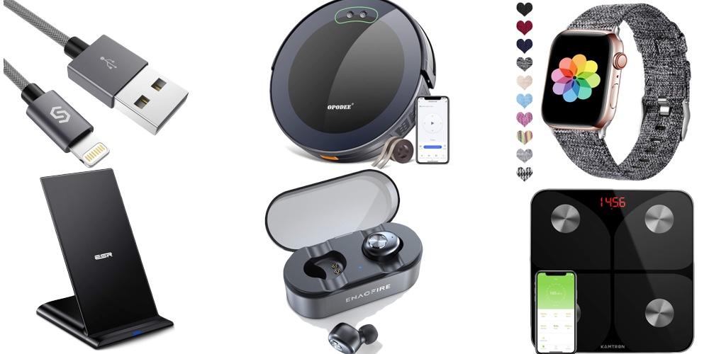 Amazon Blitzangebote: Rabatt auf Lightning-Kabel, Saugroboter, iPhone Hüllen, Apple Watch Armbänder, kabellose Kopfhörer und mehr › Macerkopf