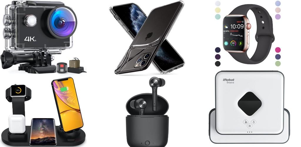 Amazon Blitzangebote: Rabatt auf iPhone 11 Pro Cases, Saugroboter, kabellose Kopfhörer, Ladestationen, LED Schreibtischlampen und mehr › Macerkopf
