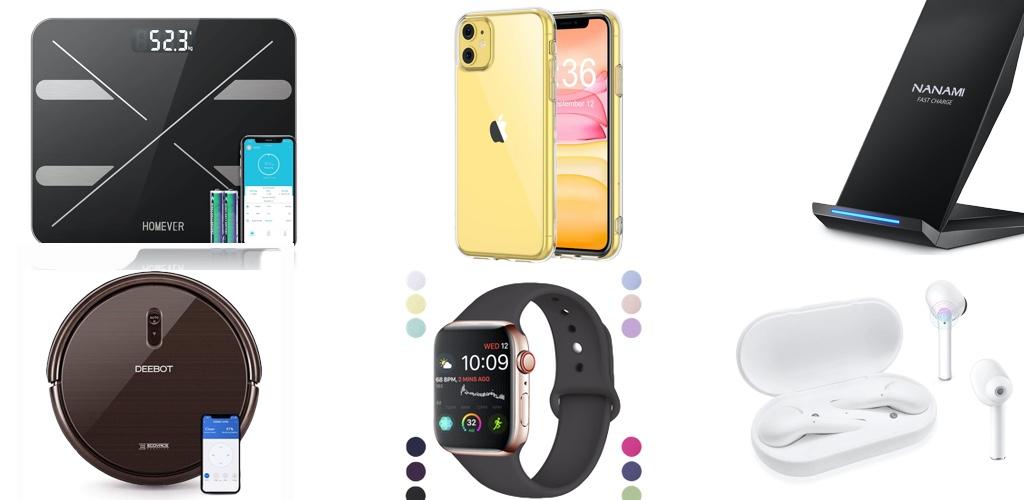 Amazon Blitzangebote: Rabatt auf iPhone 11 & 11 Pro Hüllen, kabellose Kopfhörer, Saugroboter, Lautsprecher, smarte Steckdosen und mehr › Macerkopf