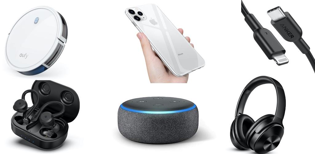Amazon Blitzangebote: Rabatt auf iPhone 11 & 11 Pro Cases, Anker Saugroboter, USB-C auf Lightning-Kabel, 4K Actioncams, smarte Steckdosen und mehr › Macerkopf