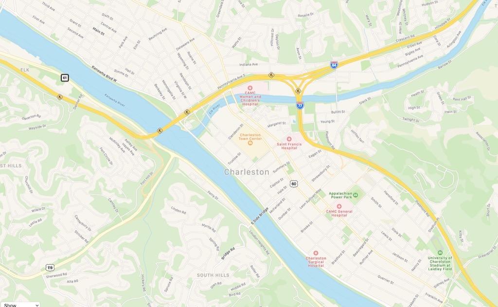 Apple Maps: großes Update für den Mittleren Westen der USA ...