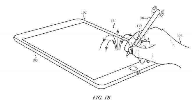Patent deutet haptisches Feedback für den Apple Pencil an › Macerkopf