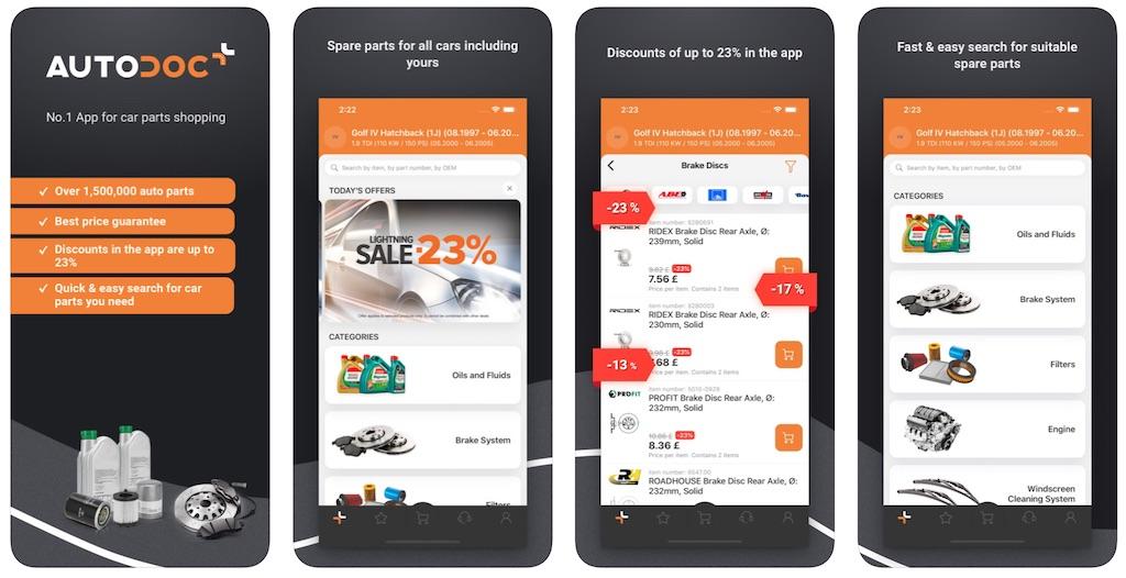 Ersatzteile Apps – findet schnell die benötigten Teile für Ihre Reparatur
