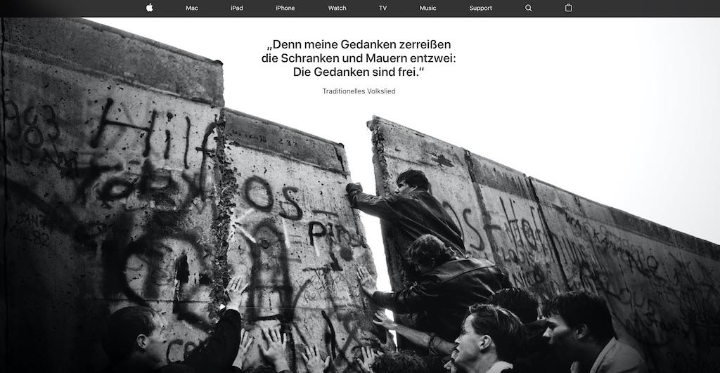 Fall Der Mauer Datum