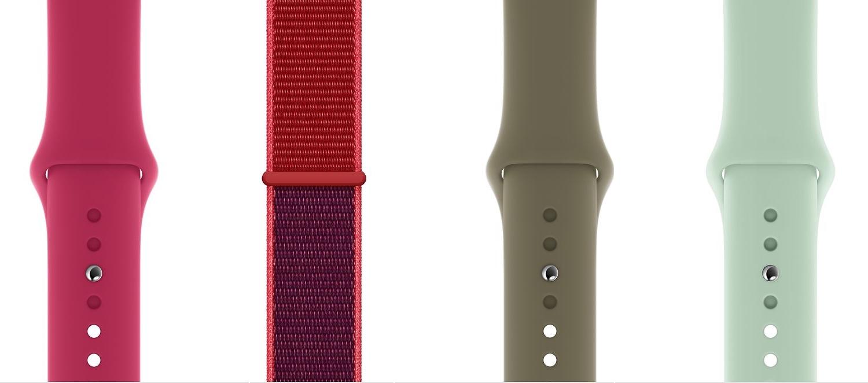 Apple präsentiert neue Apple Watch Armbänder und Silikon Cases für das iPhone 11 Pro (Max) › Macerkopf