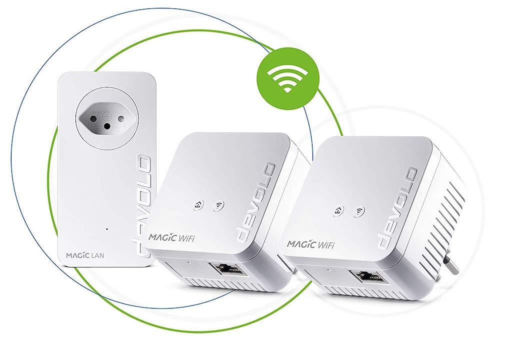 "Devolo präsentiert ""Devolo Magic 1 WiFi mini"" – kleiner Adapter, starkes WLAN › Macerkopf"