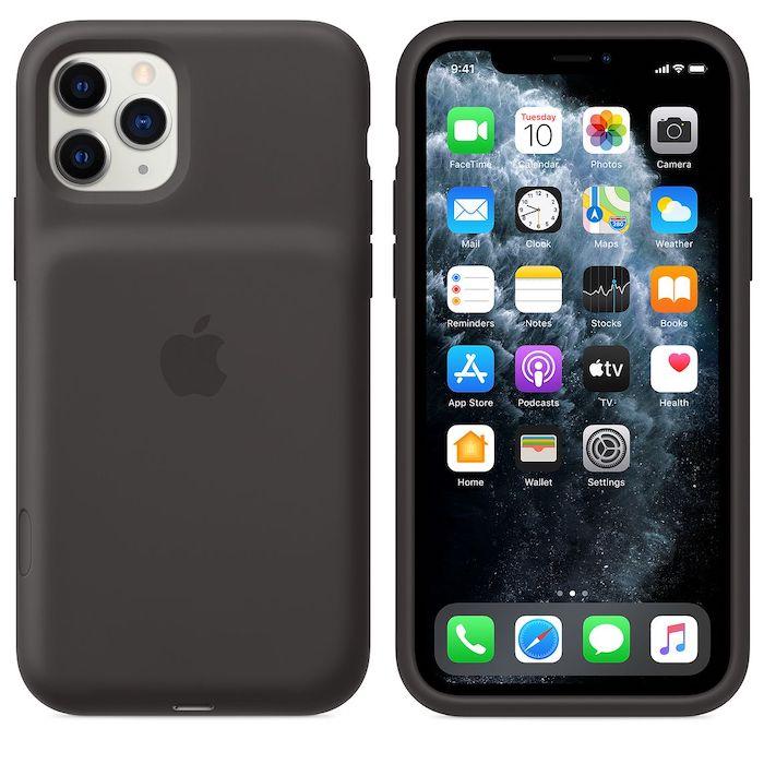 Apple präsentiert Smart Battery Case für iPhone 11, 11 Pro und 11 Pro Max › Macerkopf