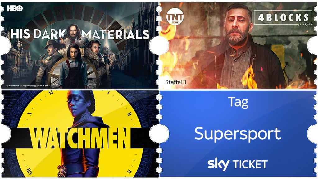 Sky Ticket Tag