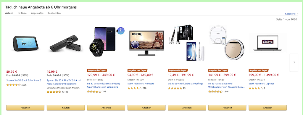 Amazon Cyber Monday: Rabatt auf Microsoft Office 2019, Apple Magic Mouse 2 & Magic Keyboard, ext. 5TB Festplatte, iPhone 11 Cases, Osram Smart+ und mehr › Macerkopf
