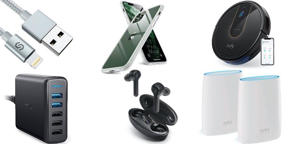 Amazon Blitzangebote: Rabatt auf iPhone 11 & 11 Pro Hüllen, Echo, Anker Saugroboter, Beats-Kopfhörer, Netgear Orbi, USB-C Hubs und mehr › Macerkopf