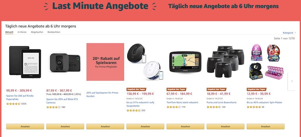 Amazon Last Minute Angebote: Rabatt auf Eve Door & Windows, Osram Smart+, Anker Saugroboter, Arlo Pro 2, Bose & Sony Kopfhörer und mehr › Macerkopf