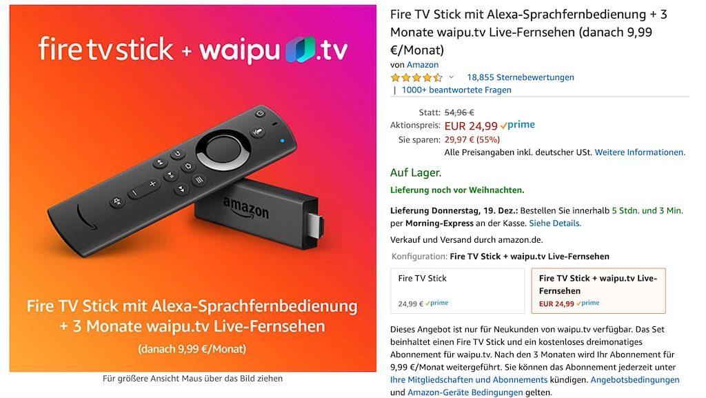 Fire Tv Stick Fernsehen