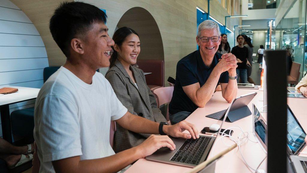Cook auf Tour: Asientournee führt Apple CEO nach Thailand › Macerkopf