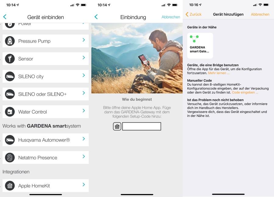 Gardena Smart System Homekit Update Ist Da Macerkopf
