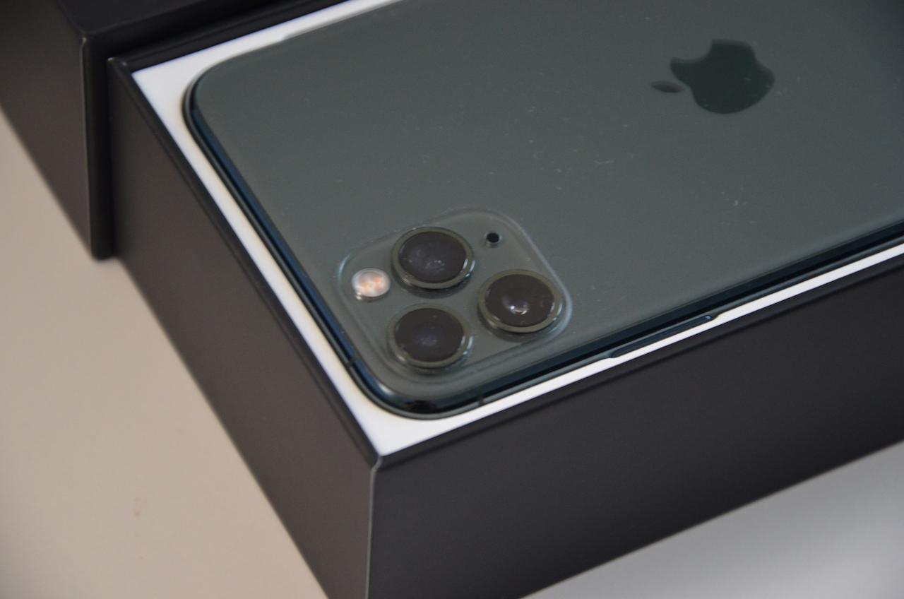 iPhone 11 & 11 Pro im Weihnachtsquartal besonders beliebt › Macerkopf