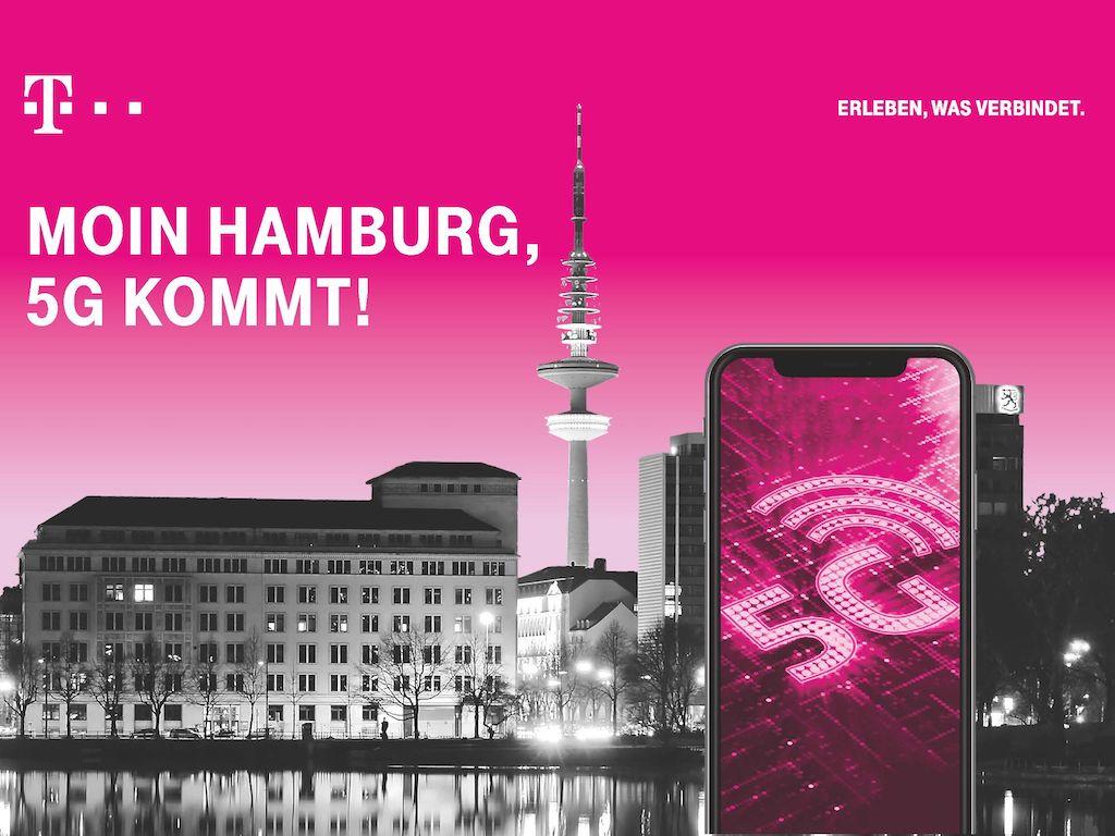Telekom startet 5G in Hamburg › Macerkopf