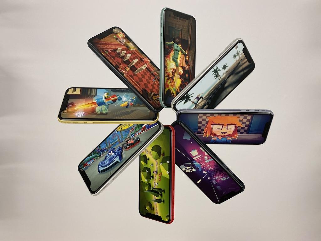 Apple Stores legen größeren Fokus auf Apple Arcade › Macerkopf