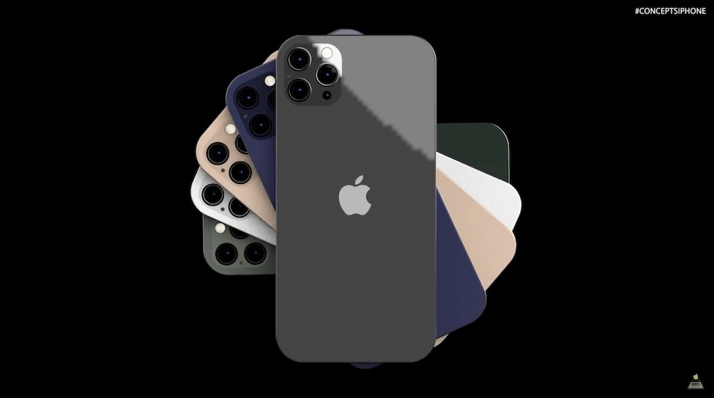Sieht so das iPhone 12 Pro aus? › Macerkopf