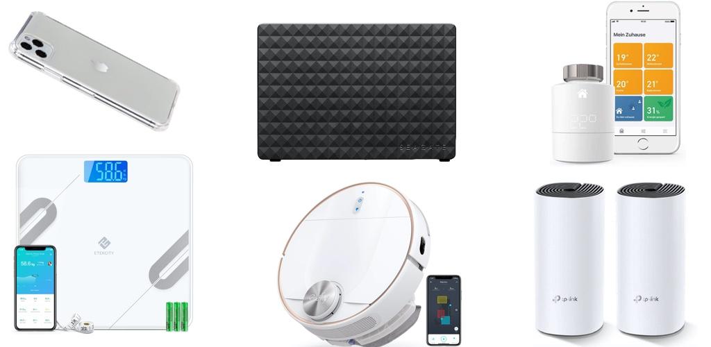 Amazon Blitzangebote: Rabatt auf 2TB + 8TB ext. Seagate Festplatten, tado smart Home, iPhone 11 & 11 Pro Hüllen, Ultimate Ears Lautsprecher, Lightning-Kabel und mehr › Macerkopf
