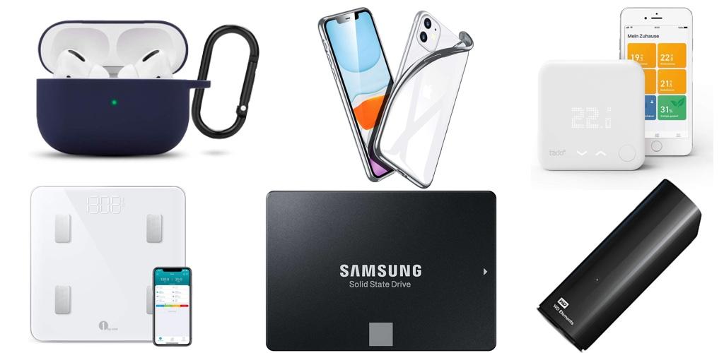 Amazon Blitzangebote: Rabatt auf 10TB + 12TB ext. Festplatte, iPhone 11 & 11 Pro Hüllen, Saugroboter, Tado Smart Home, drahtlose Kopfhörer und mehr › Macerkopf