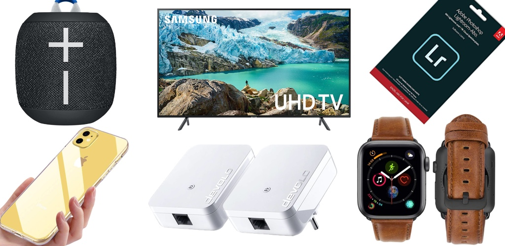 Amazon Blitzangebote: Rabatt auf homee Smart Home, iPhone 11 & 11 Pro Cases, USB-Ladegeräte, UHD TVs, SSDs, PS4-Spiele und mehr › Macerkopf