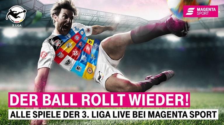 Telekom: MagentaSport zeigt jetzt auch dritte Liga wieder live › Macerkopf