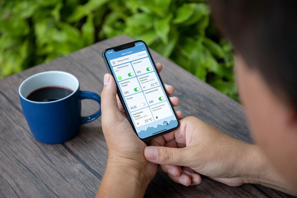 FRITZ!App Smart Home ab sofort verfügbar