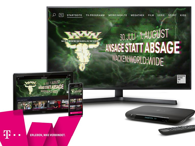 Wacken goes Internet - So läuft die Festival-Alternative
