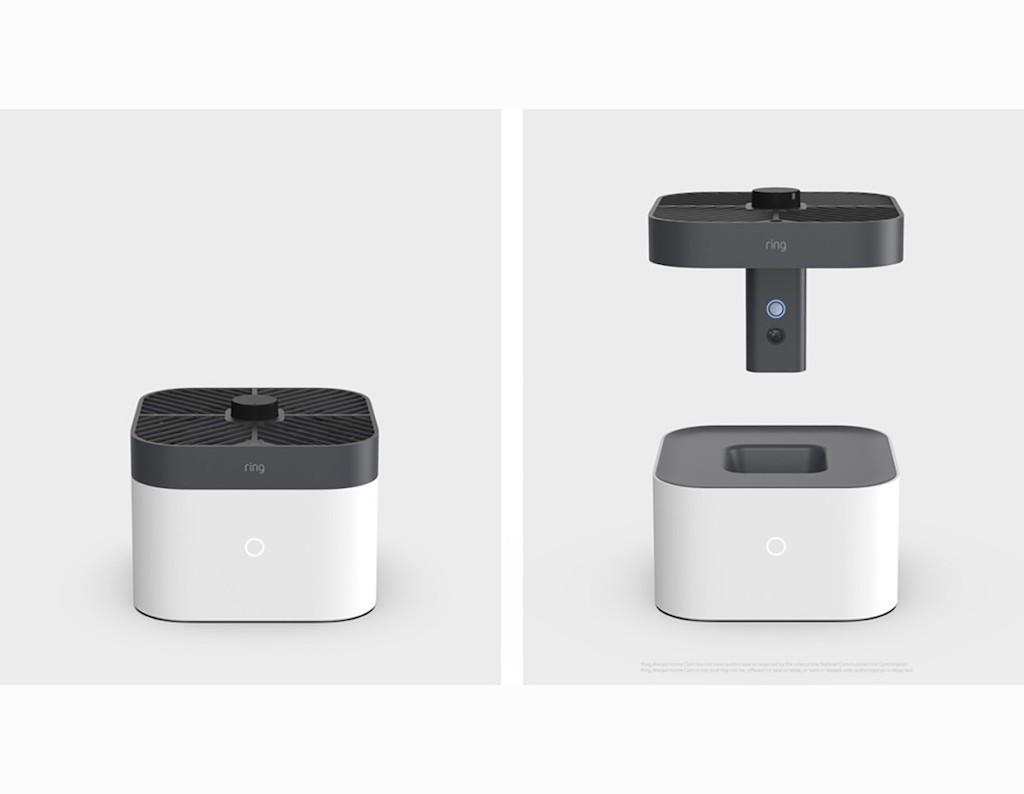 """Amazon präsentiert Indoor-Drohne """"Ring Always Home Cam"""" › Macerkopf"""