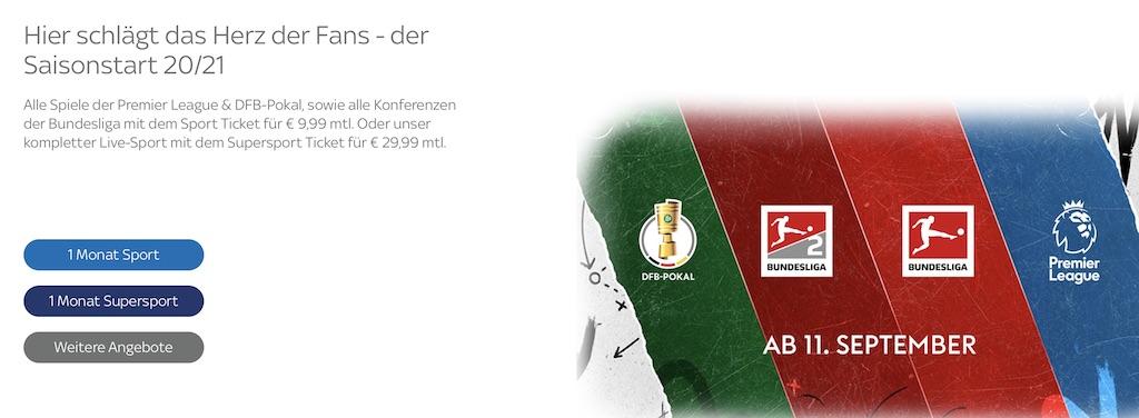 Bundesliga Live Ticket