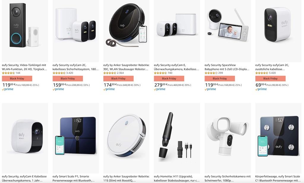 Anker reduziert zahlreiche Produkte (u.a. HomeKit-Kamera, Saugroboter, Video-Türklingel und mehr) › Macerkopf