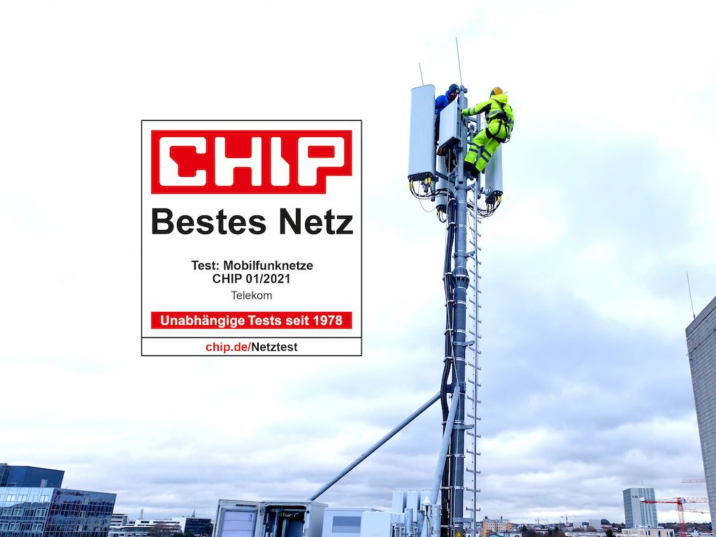 Telekom Netztest