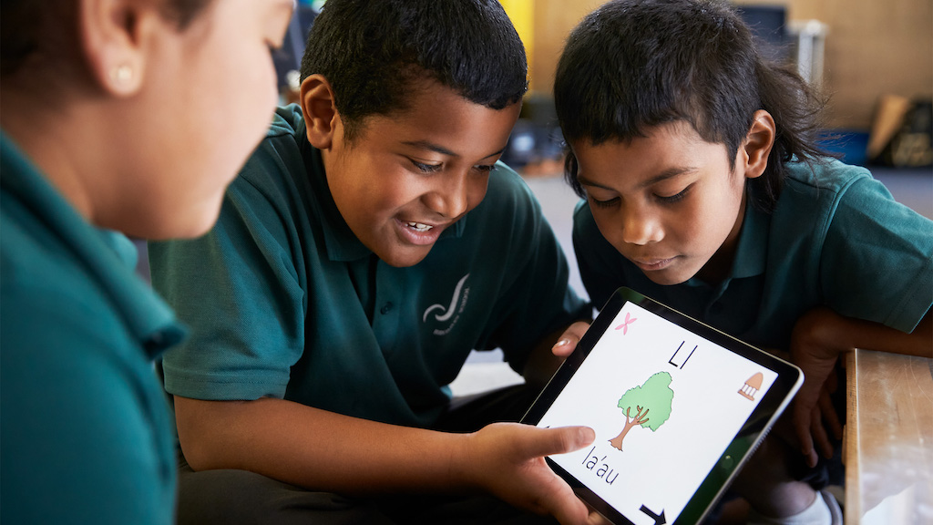 Apple explains how students are developing a language learning app></noscript> Macerkopf