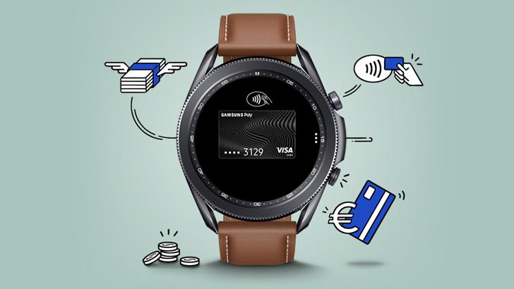 Samsung Pay startet auf kompatiblen Smartwatches › Macerkopf
