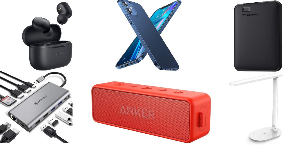 Amazon Blitzangebote: Rabatt auf 2TB + 4TB ext. Festplatte, HomeKit-Steckdosen, USB-C Hubs, Lightning-Kabel, Saugroboter und mehr › Macerkopf