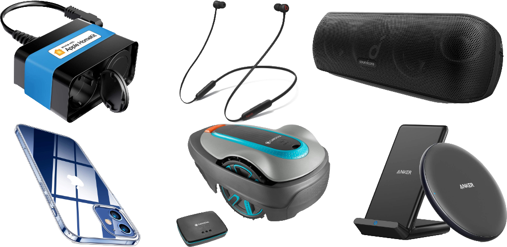 Amazon Blitzangebote: Rabatt auf Beats Flex & Beats Flex Solo3, HomeKIt-Nachttischlampe & Outdoor-Steckdose, iPhone 12 Hüllen, Schreibtischlampen und mehr › Macerkopf