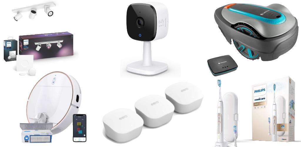 Amazon Blitzangebote: Rabatt auf Original iPhone Hüllen, Philips Hue, Eero Mesh WLAN, HomeKit-Kameras & -Lichtschalter, Anker Saugroboter und mehr › Macerkopf