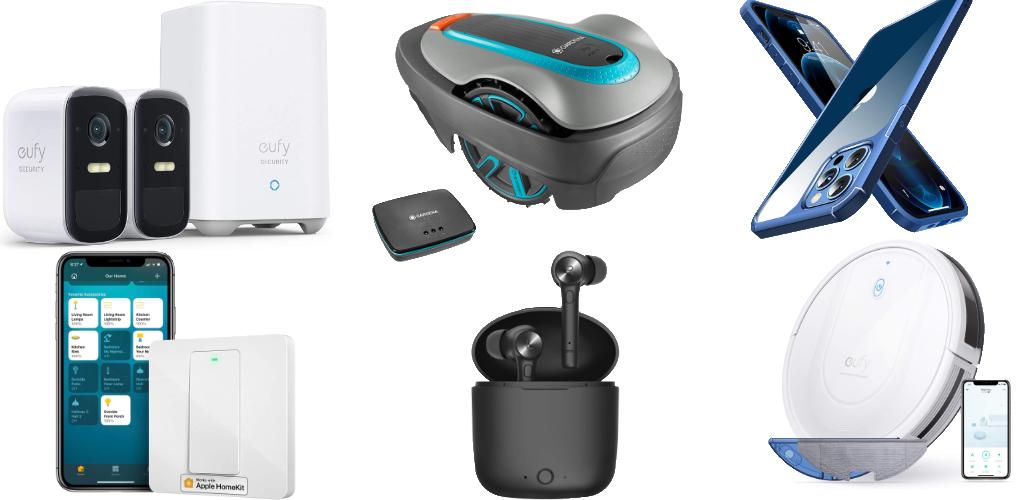 Amazon Blitzangebote: Rabatt auf Gardena smarter Mähroboter, HomeKit Kameras (Indoor & Outdoor), iPhone 12 Hüllen, Saugroboter, Lautsprecher und mehr › Macerkopf