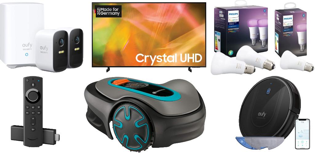 Amazon Blitzangebote: Rabatt auf 1TB + 5TB ext. Festplatten, HomeKit-Kameras, Philips Hue, Apple Watch Armbänder, BeatsX Flex & Powerbeats Pro und mehr › Macerkopf