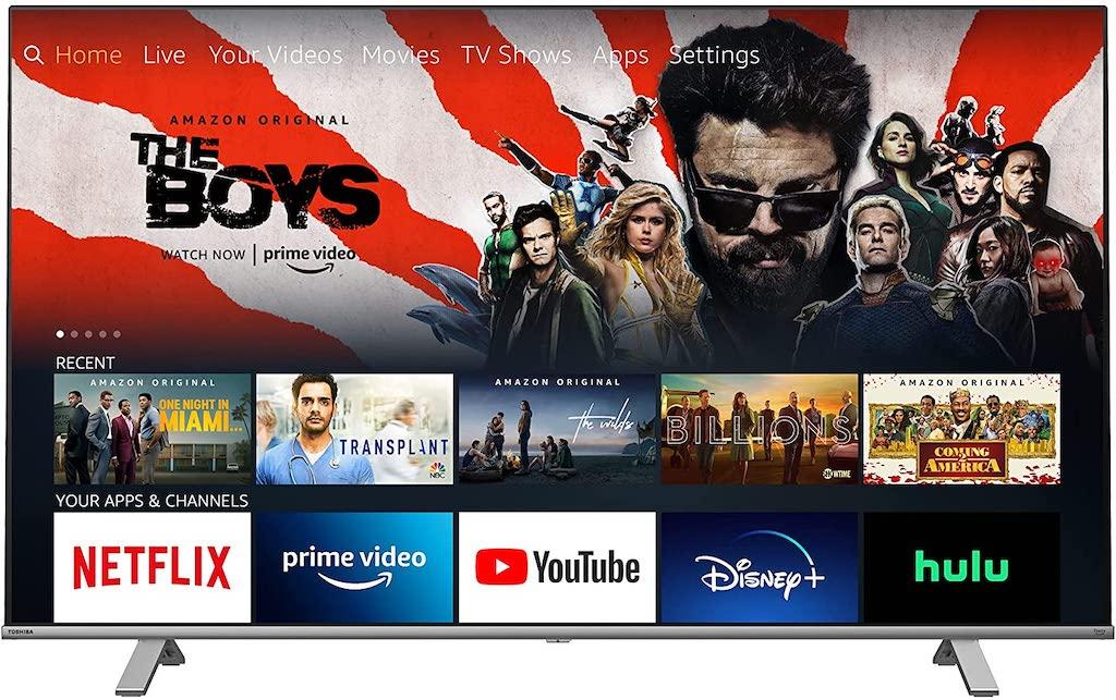 AirPlay 2 und HomeKit auf 2020er Toshiba und Insignia Fire TVs verfügbar › Macerkopf