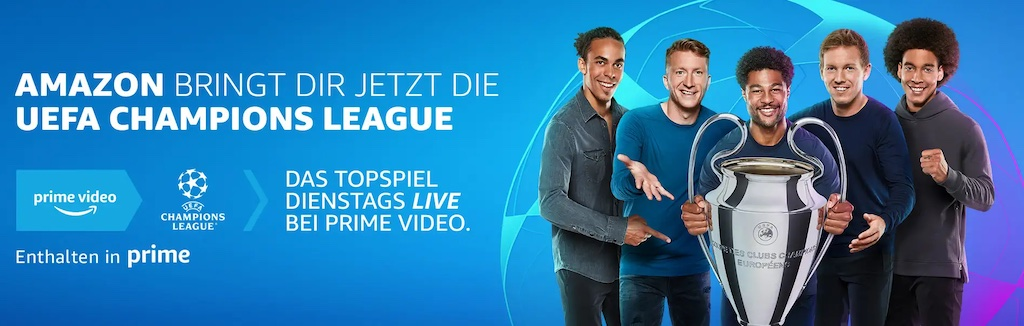Borussia Dortmund – Sporting Lissabon bei Amazon Prime im Live-Stream › Macerkopf