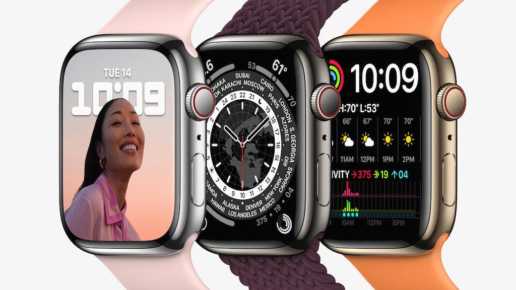 Apple Watch 7 unterstützt drahtlosen Datenverkehr mit 60,5GHz › Macerkopf