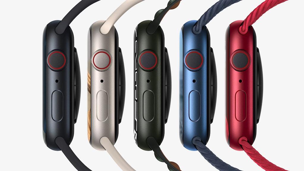 Apple Watch 7: Preise und Konfigurationen sickern durch › Macerkopf