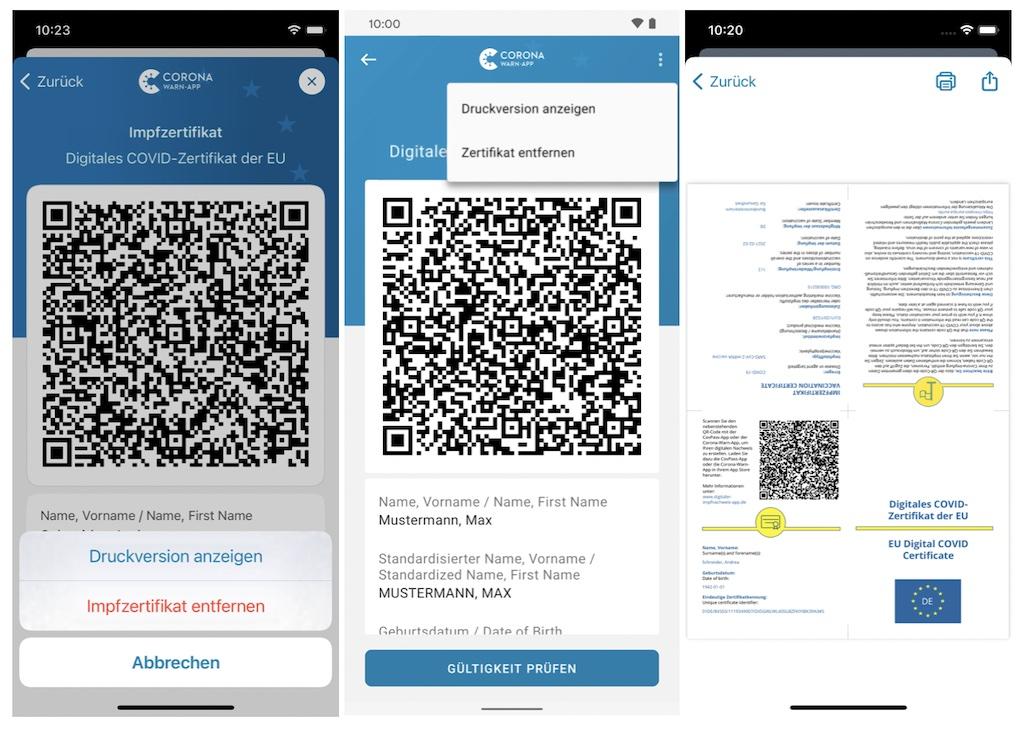 Corona-Warn-App 2.10 ist da: Infos zu Auffrischungsimpfung + neue Exportfunktion › Macerkopf
