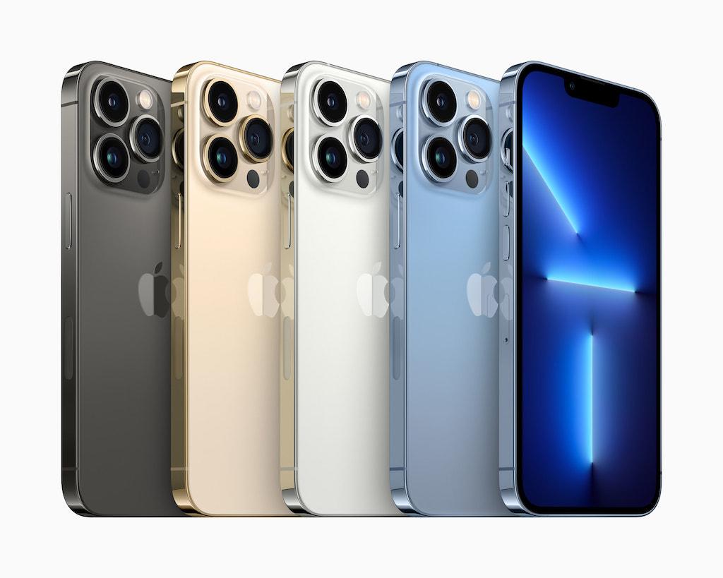 Analysten: iPhone 13 Vorbestellungen stärker als beim iPhone 12 – Engpässe beim iPhone 13 Pro werden bis November andauern › Macerkopf