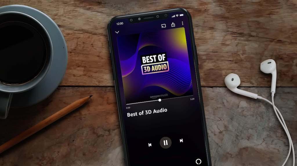 Amazon Music ermöglicht umfangreicheren Zugang zu 3D Audio › Macerkopf